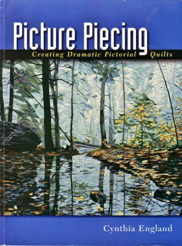 9780972096300: Picture Piecing: Creating Dramatic Pictorial Quilts