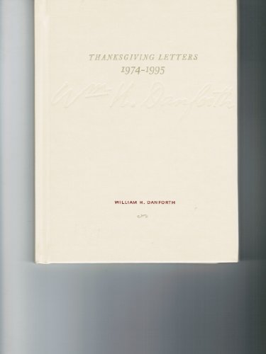 9780972096690: Thanksgiving Letters 1974 - 1995