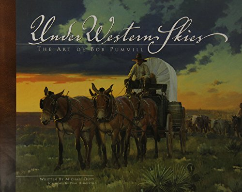 Under Western Skies - The Art of Bob Pummill: Duty, Michael