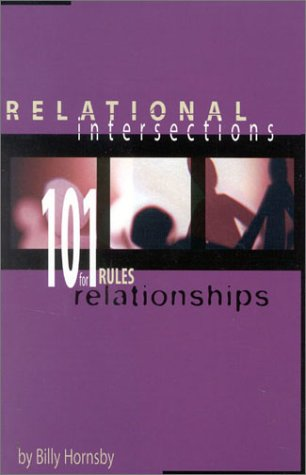 9780972119504: 101 Rules for Relationships