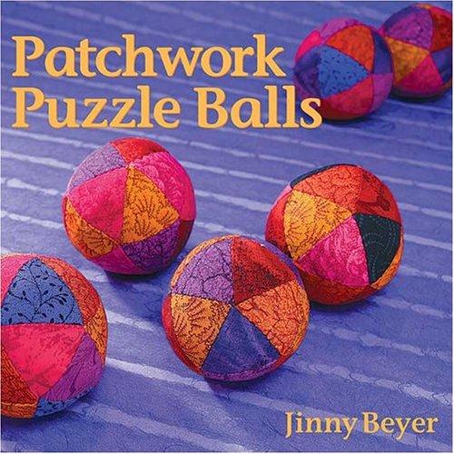 9780972121859: Patchwork Puzzle Balls