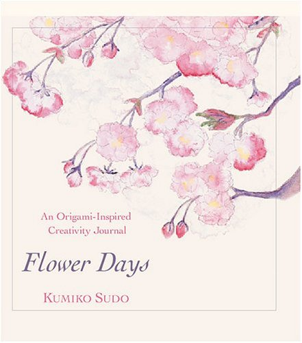 9780972121873: Flower Days: An Origami-Inspired Creativity Journal