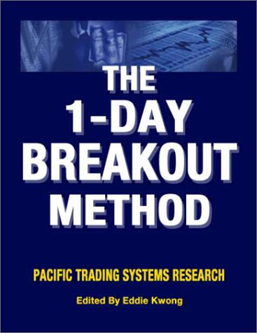 9780972122900: The 1-Day Breakout Method