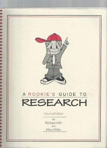 9780972140409: Rookies Guide to Research