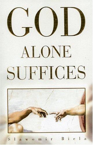 9780972143226: God Alone Suffices
