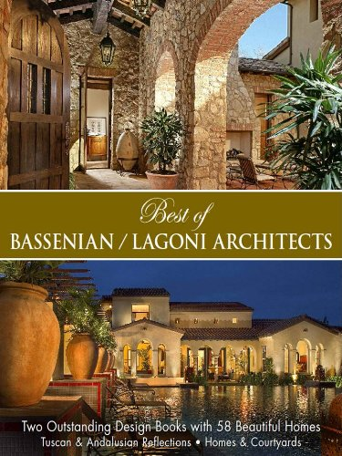 9780972153966: Best of Bassenian/Lagoni Architects-Two Outstanding Designs Books with 48 Beautiful Homes
