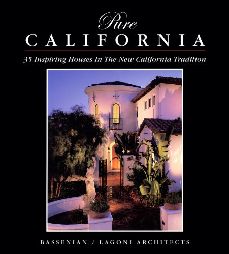 9780972153973: Pure California: 35 Inspiring Houses In The New California Tradition