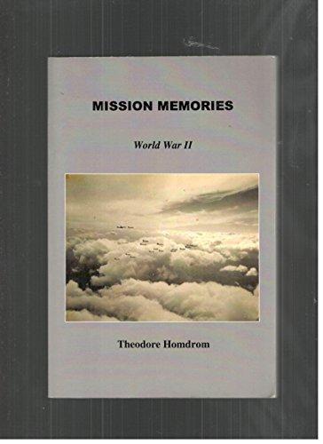 9780972155700: Mission Memories
