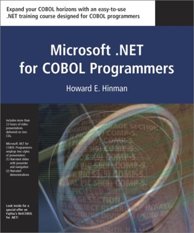 9780972157308: Microsoft .NET for COBOL Programmers