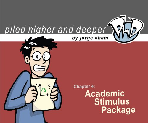 9780972169547: Academic Stimulus Package (Piled Higher & Deeper)