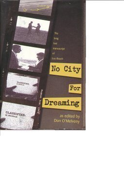 9780972180801: No City For Dreaming