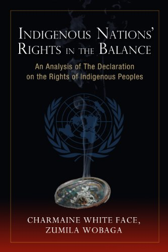 9780972188685: Indigenous Nations' Rights in the Balance: An Analysis of the Declaration on the Rights of Indigenous Peoples