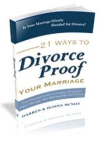 9780972190367: 21 Ways to Divorce Proof Your Marriage