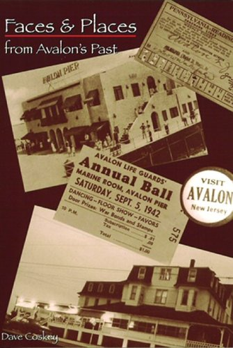 9780972205504: Faces and Places from Avalon's Past: 1