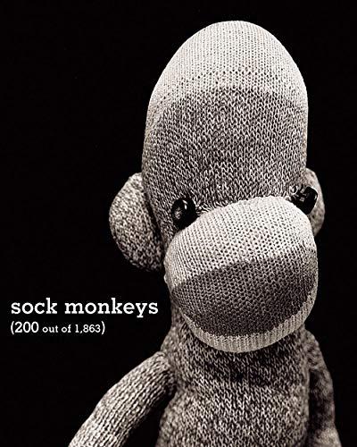 Sock Monkeys: (200 out of 1,863) (IDEAL: Warren, Ron [Editor];