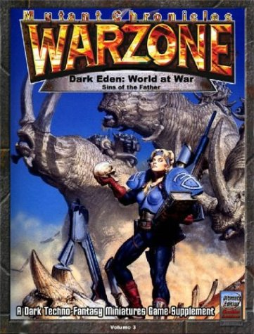 9780972220262: Mutant Chronicles Warzone: Dark Eden Sins of the Father