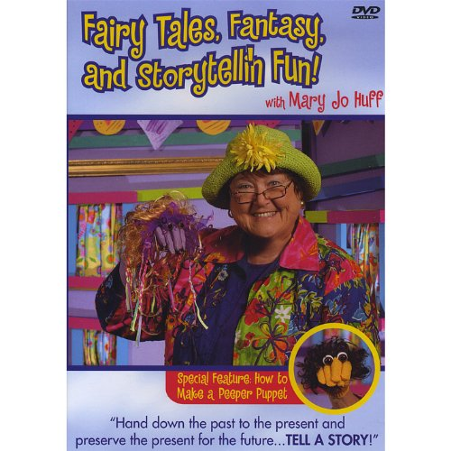 9780972221351: Fairy Tales, Fantasy and Storytellin' Fun!