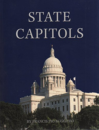 State capitols: Temples of sovereignty: Ruggiero, Francis Pio