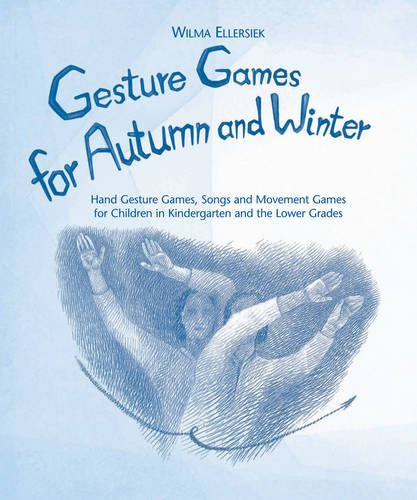 Gesture Games for Autumn and Winter: Hand