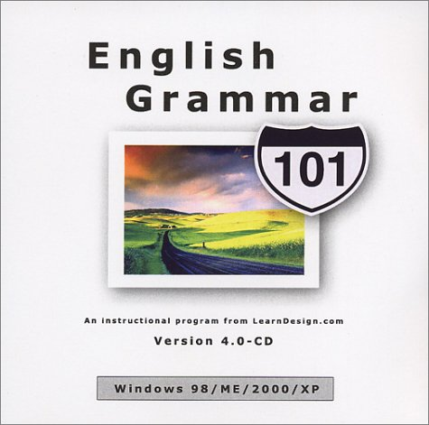 9780972233903: English Grammar 101 (Version 4.0-CD)