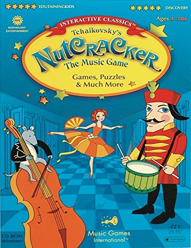 TCHAIKOVSKY'S NUTCRACKER: THE MUSIC GAME CD-ROM, MUSIC GAMES INTERNATIONAL 2003C: SILVER ...