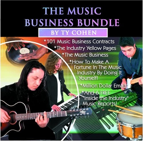 9780972261333: The Music Business Bundle