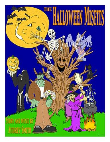 9780972267342: The Halloween Misfits