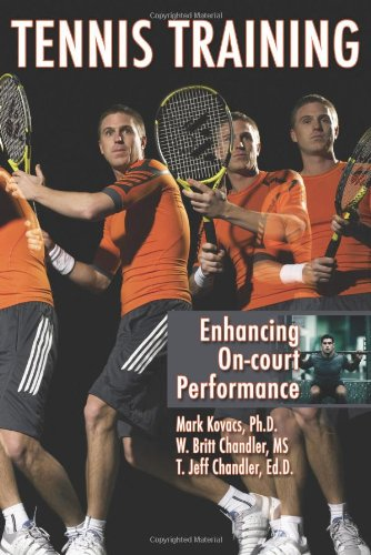 9780972275972: Tennis Training: Enhancing On-court Performance