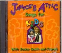 9780972284806: Janice's Attic - CD