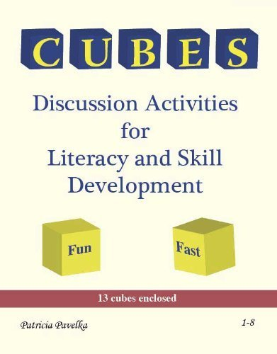 9780972291866: Cubes: Discussion Activities for Literacy and Skill Development