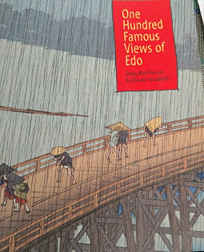 9780972302104: One Hundred Famous Views of Edo