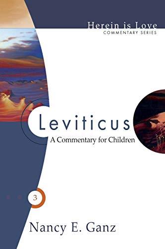 9780972304627: Herein Is Love, Vol. 3: Leviticus