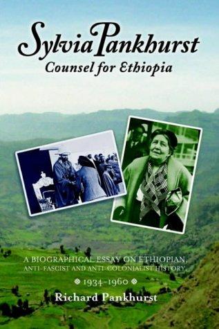 9780972317221: Sylvia Pankhurst: Counsel for Ethiopia