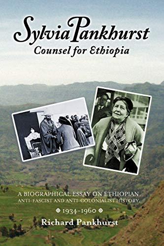 9780972317238: Sylvia Pankhurst: Counsel for Ethiopia