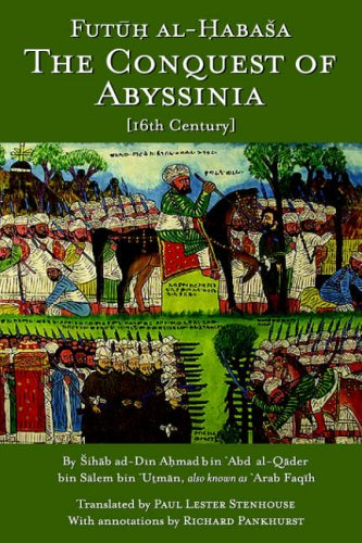 9780972317269: The Conquest of Abyssinia: Futuh Al Habasa