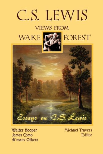 9780972322157: C.S. Lewis: Views From Wake Forest