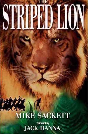 The Striped Lion: Sackett, Mike