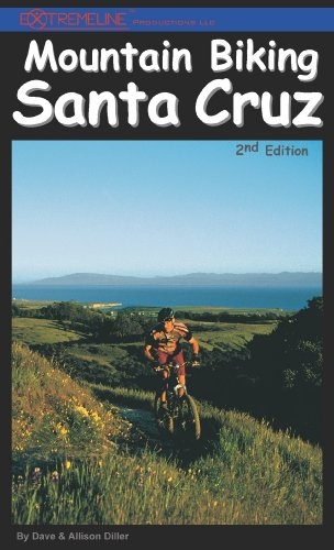 9780972336123: Mountain Biking Santa Cruz, 2nd Edition: The Ultimate Trail & Ride Guide for the Santa Cruz Area
