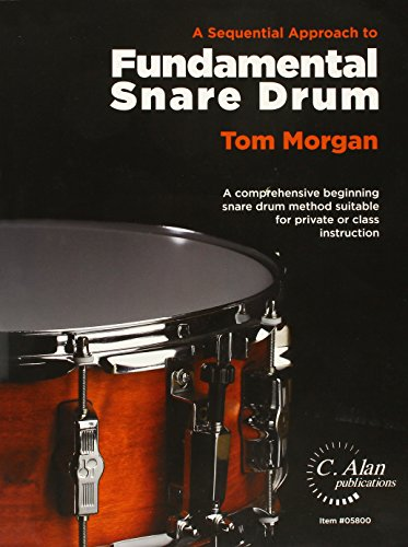 9780972339124: CAP05800 - A Sequential Approach to Fundamental Snare Drum