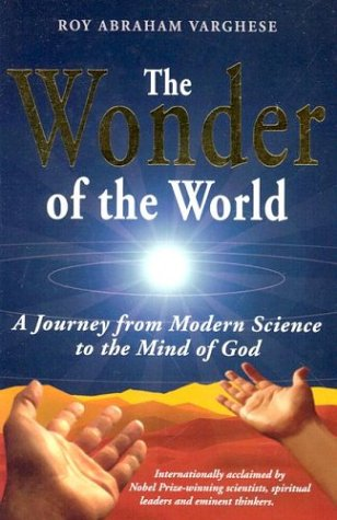 9780972347310: The Wonder of the World: A Journey from Modern Science to the Mind of God