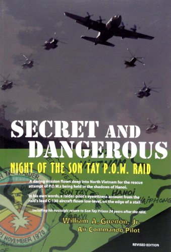 9780972358903: Secret and Dangerous: Night of the Son Tay POW Raid
