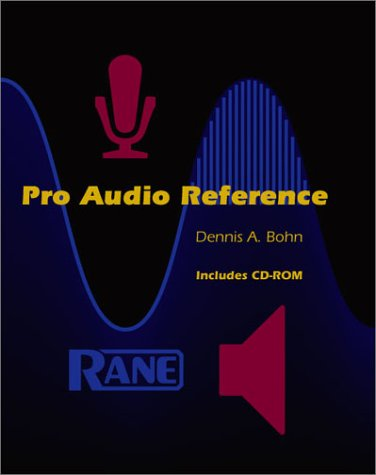 9780972360708: Pro Audio Reference