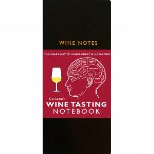 9780972363228: De Long's Wine Tasting Notebook