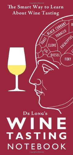 9780972363259: Wine Tasting Notebook