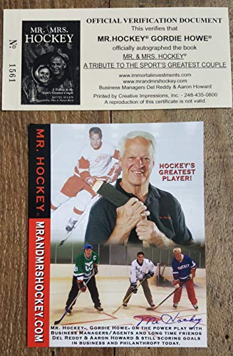9780972363716: Mr. & Mrs. Hockey: A Tribute to the Sport's Greatest Couple