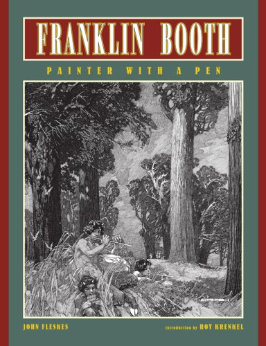 9780972375801: FRANKLIN BOOTH