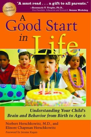 9780972383059: A Good Start in Life: Understanding Your Child's Brain and Behavior from Birth to Age 6