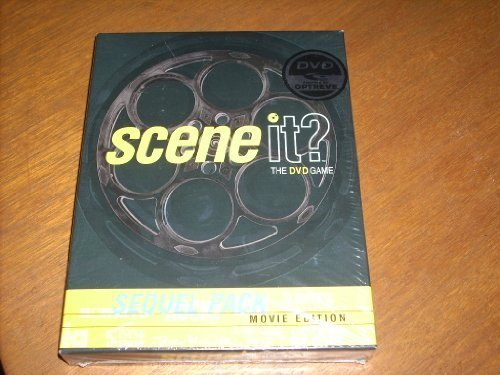 9780972389716: SCENE IT? MOVIE EDITION SEQUEL PACK 1 (Includes DVD with 700+ new trivia challenges, 300 new trivia