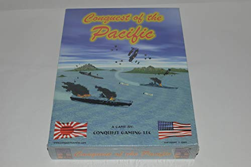 9780972394406: Conquest of the Pacific [Box Set]
