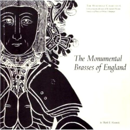 9780972400602: The Monumental Brasses of England